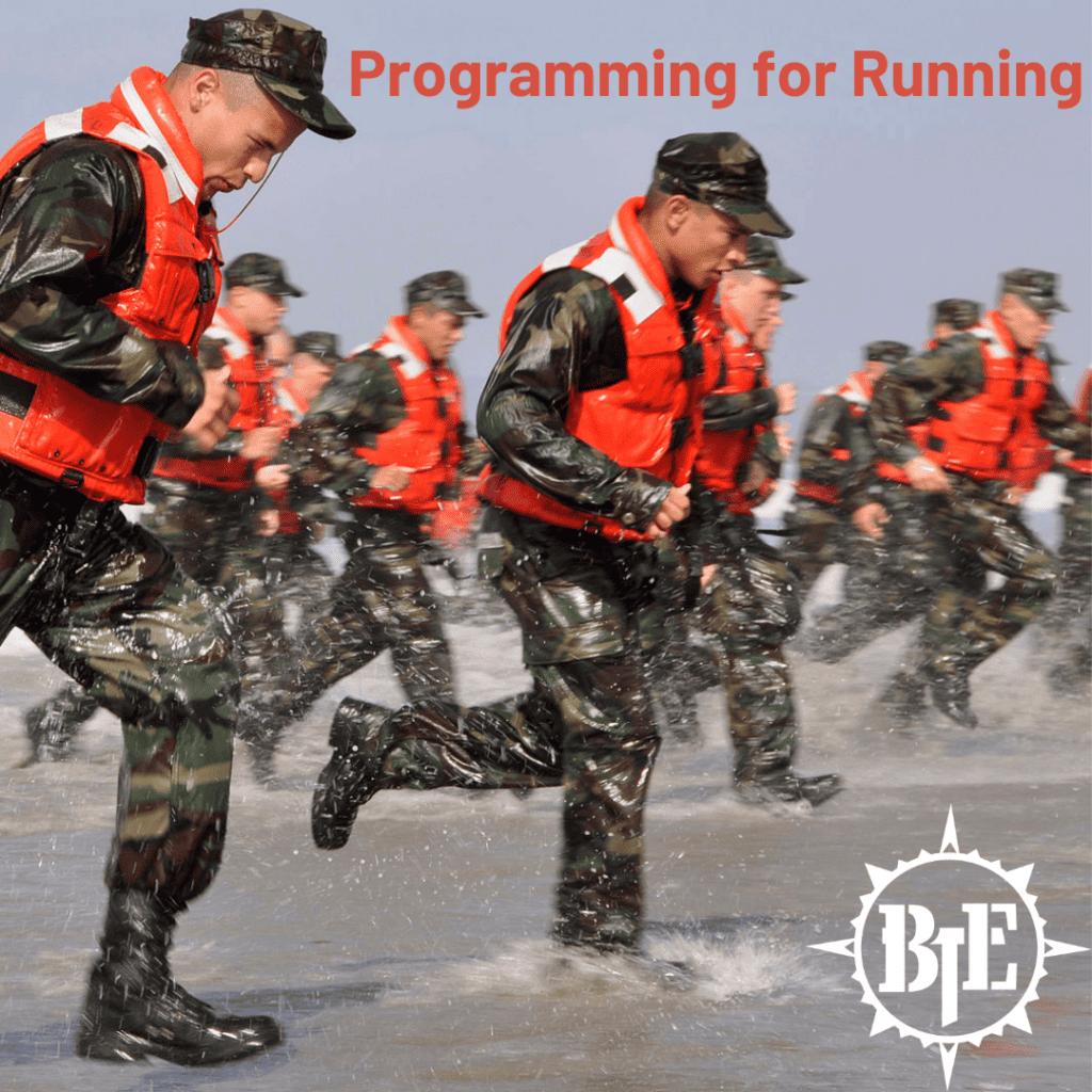 Programming for Running