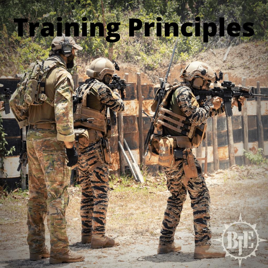 Training Principles (1)