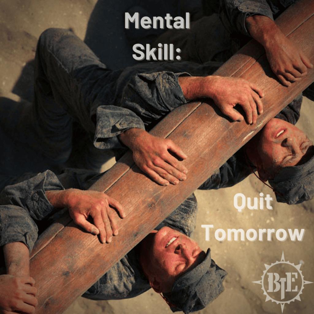 Quit Tomorrow